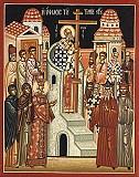 St. Ambrose of Milan