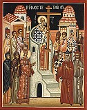 Protection of the Most-Holy Theotokos